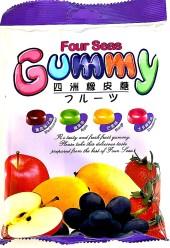 Four Seas Gummy Assorted Fruit Mix