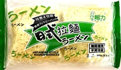 Chewy Japanese Style Ramen Noodle