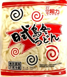 Chewy Japanese Style Udon Noodle