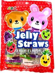 ABC Jelly Straw Fruit Flavor