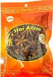 Dried Star Anise Seed 50g
