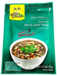AHG Szechuan Hot & Sour Soup 50g