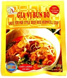 Gia Vi Bun Bo Sauce for Beef Rice Vermicelli 50g