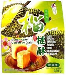 Loves Flower Durian Cake 250g
