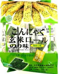 Brown Rice Roll Seaweed Flavor
