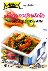 Lobo Thai-Stir Fry Curry Paste