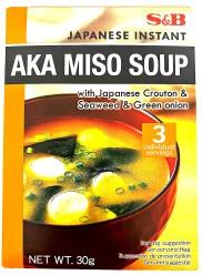 S&B Aka Miso Soup