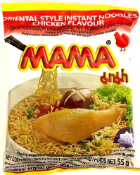 Mama Chicken Flavour (Halal)