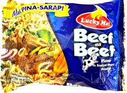Lucky Me! Beef na Beef