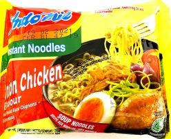 Indo Mie Onion Chicken