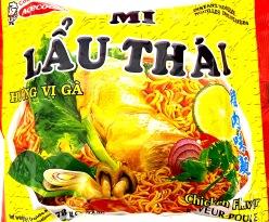 Mi Lau Thai Chicken