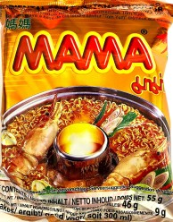 Mama Tom Yum Creamy