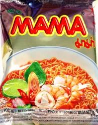 Mama Tom Yum Shrimp (Halal)