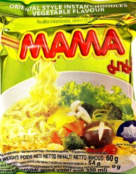 Mama Vegetable Flavour