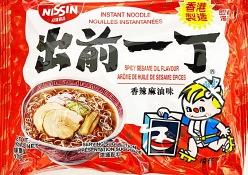 Nissin HK Spicy Sesame