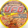 UFO Bowl Stir Fried Noodle Spicy