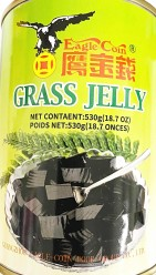 Eagles Coins Grass Jelly 530g