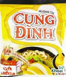 Cung Dinh Ga Ham Stuwed Chicken