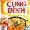 Cung Dinh Cua Be Rau Ram Crab with Laksa