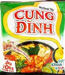 Cung Dinh Lau Tom Chua Cay Hot Sour Shrimp
