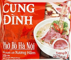 Cung Dinh Pho Bo Ha Noi Beef