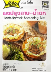 Lobo Labb Namtok Seasoning Mix