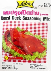 Lobo Roast Duck Seasoning Mix