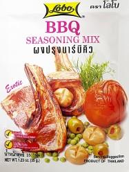 Lobo BBQ Exotic Seasoning Mix