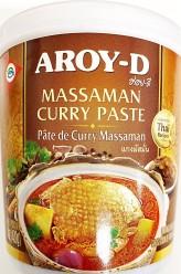 Aroy-D Massaman Curry Paste 400g