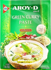 Aroy-D Green Curry Paste 50g