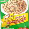 RosDee Menu Ka Prao Thai Basil Stir Fry