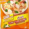RosDee Menu Tom Yum Kung Hot Sour Soup
