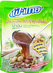 Fa Thai Concentrated Noodle Brown Soup 350g