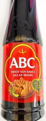 ABC Sweet Soy Sauce Kecap Manis 600ml