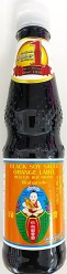 Healthy Boy Black Soy Sauce F4 Orange 410g