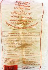 Golden Lion Rice Noodle Mi Korat 250g