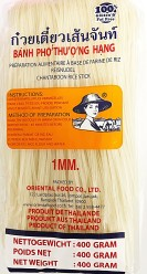 Farmer Rice Noodle 1mm 400g
