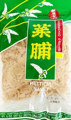 Golden Chef Salted Radish (Strips) 227g