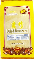 Double Peach Dried Bean Curd Sheet 200g