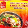 Vifon Brown Rice Noodle Crab Flavor