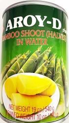 Aroy-D Bamboo Shoot (Halves) 540g