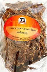 C&P Dried Cotton Tree Flowers 100g