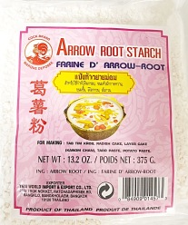 Cock Arrow Root Starch (Thao Yaimom) 375g