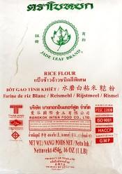 Jade Leaf Rice Flour 454g