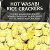 Royal Orient Hot Wasabi Rice Crackers 150g