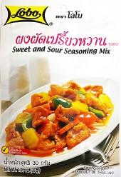 Lobo Sweet & Sour Seasoning Mix 30g