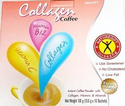 Naturegift Collagen Coffee 135g
