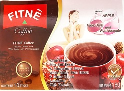 Fitné Coffee with Apple Box 160g