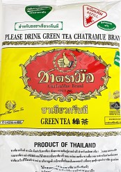 Cha Tra Mue Thai Green Tea 200g