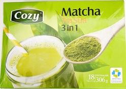 Cozy Matcha Milk Tea 3-1 306g